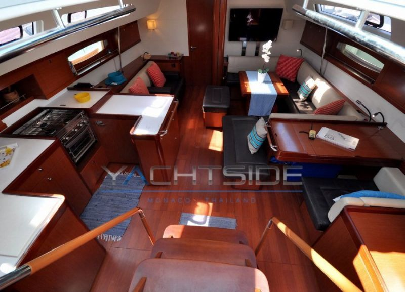 BENETEAU OCEANIS 58photo 11