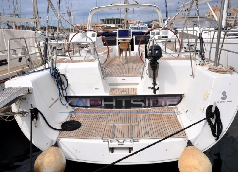 BENETEAU OCEANIS 58photo 3