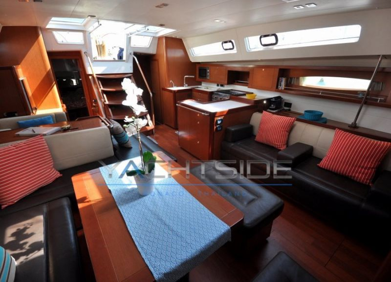 BENETEAU OCEANIS 58photo 12