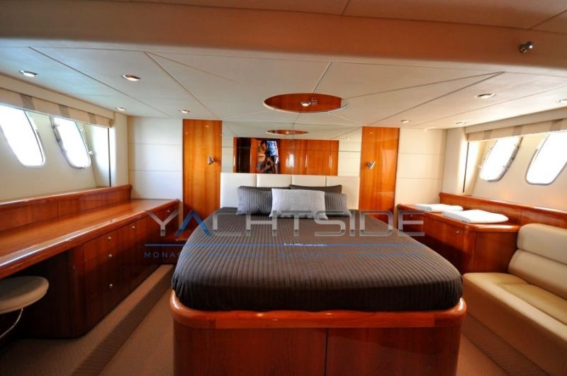 SUNSEEKER PREDATOR 62photo 15