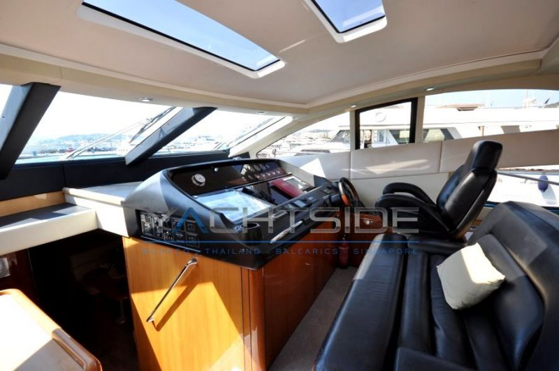 SUNSEEKER PREDATOR 62photo 10