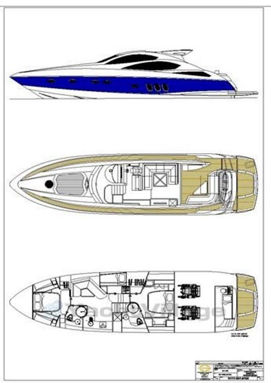 SUNSEEKER PREDATOR 62photo 20
