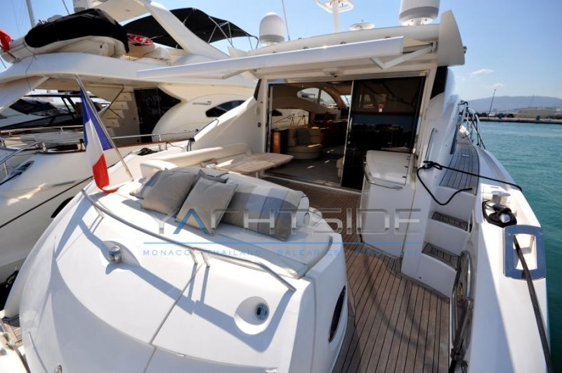 SUNSEEKER PREDATOR 62photo 4