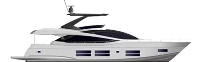 Astondoa 80 Flybridge