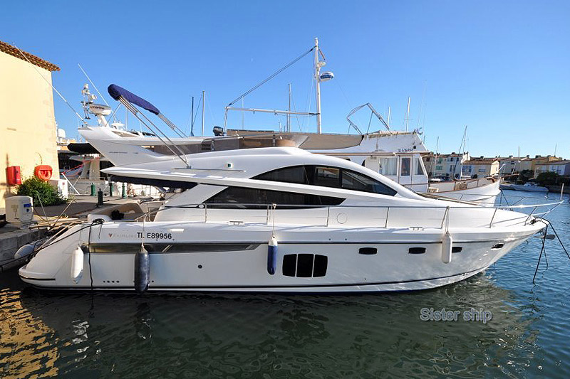 FAIRLINE 48 PHANTOM