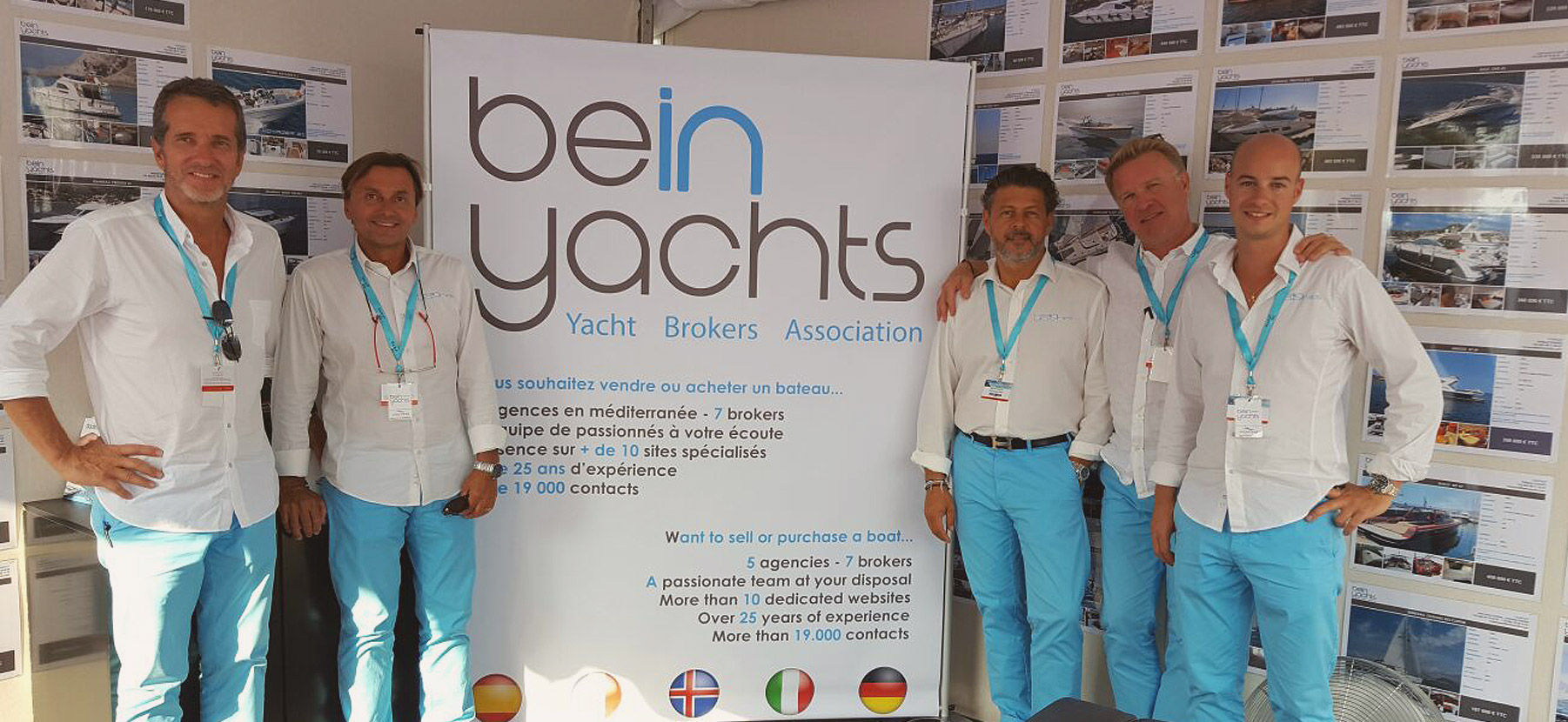 <span>News</span><br />BeInYachts